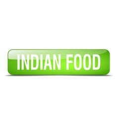 Indian food green vector