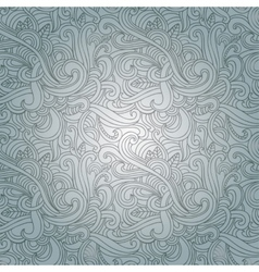 Seamless modern background vector image