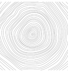 Conceptual background with tree-rings tree vector