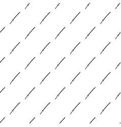 Japanese katana pattern vector