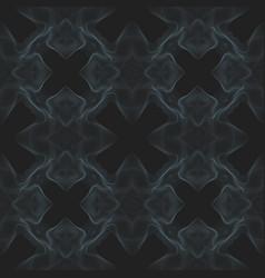 Warped glitch seamless pattern vector