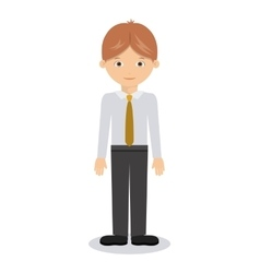 Man character design vector