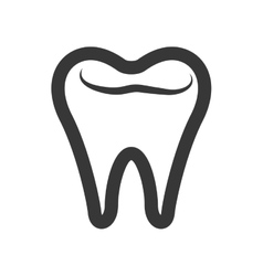 Teeth icon medical and health care concept vector