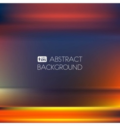 Colorful Abstract Striped Background vector image