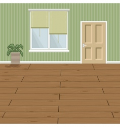 wood floor vector image