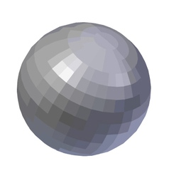 Imaginative ball vector