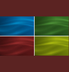 Silky background in four colors vector