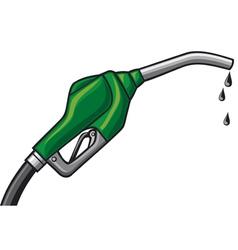 fuel pump vector image vector image