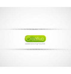 Creative border vector