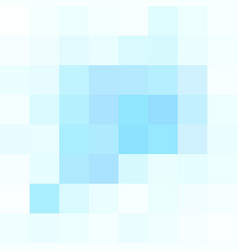 Abstract pixelated small minimalistic image vector