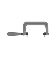 Coping saw vector