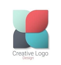 Creatvie logo vector image