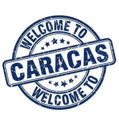 Welcome to caracas vector
