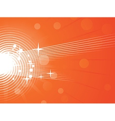 Abstract shiny background vector