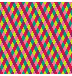 Rhombic seamless pattern vector