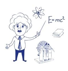 scientific vector image