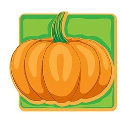 pumpkin clip art vector image vector image