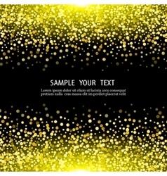 Glitter texture trendy modern vector