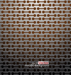 Metal sheet abstract background vector