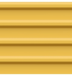 Yellow plank wall vector