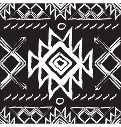 Tribal ethnic seamless patternnational vector