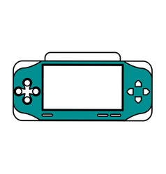 Sketch color silhouette control for video games vector