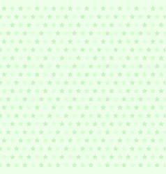 Green striped star pattern seamless background vector