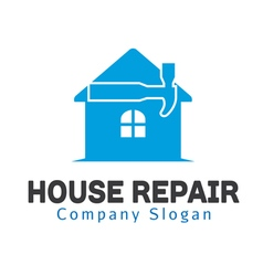 House repair design vector