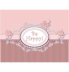 wedding congratulation vector image
