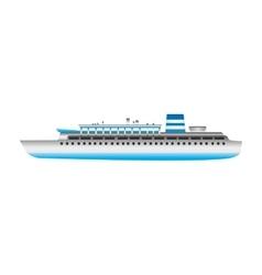 Cruiseship icon image vector