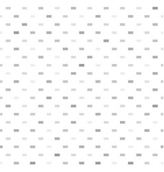 Gray rectangle pattern seamless vector