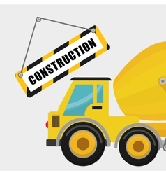 Construction design work icon repair concept vector