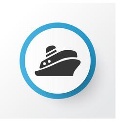 Shipping tour icon symbol premium quality vector