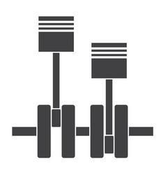 Mechanical engineering icon vector