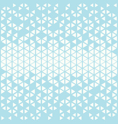 Abstract geometric pattern design vector