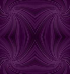 Dark purple seamless twirl background vector