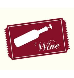 Wine concept vector