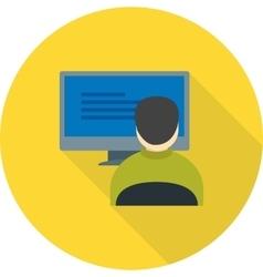 Online status vector
