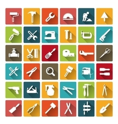 Computer icons tools vector