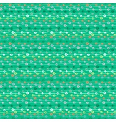 Colorful seamless thread pattern vector image vector image