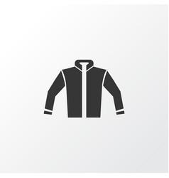 Jacket icon symbol premium quality isolated vector