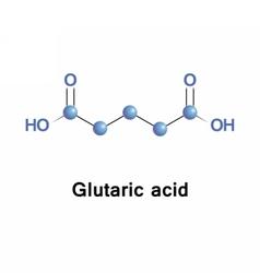 Glutaric acid metabolic vector