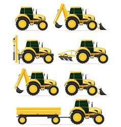 Tractor 08 vector