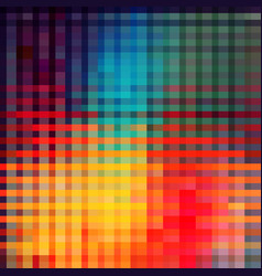 geometric pattern of stripes vector image