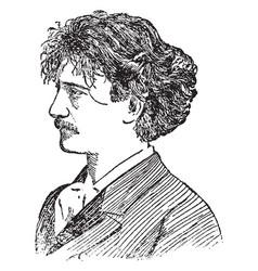 Paderewski vintage vector