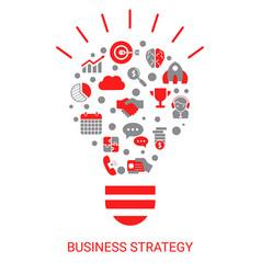 business design concept business design concept vector image vector image