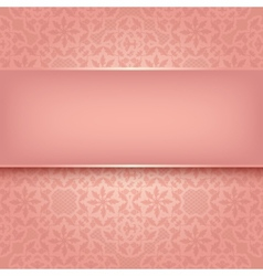 Decorative pattern - 10eps vector image vector image