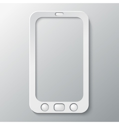 Design element phone vector