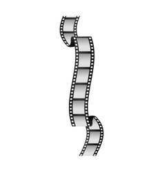 film strip movie cinema icon graphic vector image