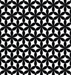 Seamless geometric pattern Geometric simple print vector image